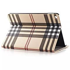 hq ultravékony luxus rács bőr tok iPad levegő 2 Smart Cover Apple iPad 2 levegő 9,7 hüvelykes táblagép