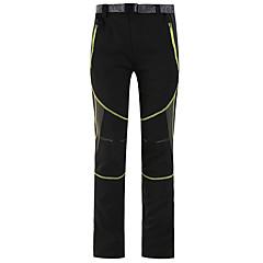 남성의 달리기 하단 통기성 선크림 스트레치 캠핑 & 하이킹 운동&피트니스 레이싱 달리기 블랙