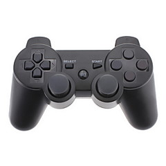 Controller Wireless Bluetooth per PS3 (nero)