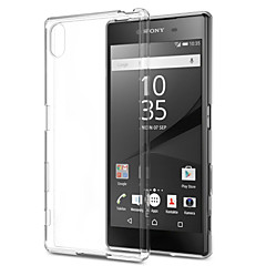 Transparent Ultra-Thin TPU Soft Back Case For Sony Xperia Z5/Z4/Z3/Z2/Z3mini/Z5mini/T3/M2/M4/E3/E4/E4G/C4