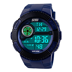 Men's  Watch/ Calendar / Chronograph  / Alarm  /Noctilucent/ Digital Wrist watch