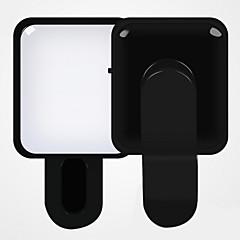 körülírt fotó vakufény iPhone / Samsung / univerzális mobiltelefon