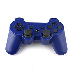 ricaricabile usb controller wireless per PlayStation 3/ps3 (blu)