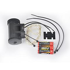 Cykellys / hjul lys LED Cykling Vanntett AA Lumens Batteri Cykling-FJQXZ®