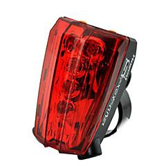 Pyöräilyvalot Pyöräilyvalot / Taka Bike Light LED / Laser Vedenkestävä Lumenia Patteri Punainen Pyöräily-Muut