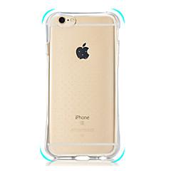 iphone 7 plus tweede generatie airbag vallen all-inclusive transparante TPU telefoon Case voor iPhone 6s 6 plus