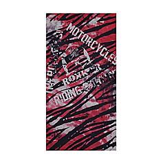 KOSHBIKE / KORAMAN 자전거/싸이클링 반다나 / 목 각반 / 모자 남녀 공용 통기성 / 착용 가능한 / 방풍 / 선크림 해골 레드 / 블랙요가 / 스키 / 캠핑 & 하이킹 / 수렵 / 피싱 / 등산 / 스케이팅 / 피트니스 / 레저