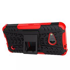 pc + silikoni suojus seistä karu renkaan tapauksessa Nokia Lumia 550 anti shock kansi matkalaukun kuori (eri värejä)
