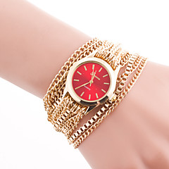 Women's Fashion Watch Bracelet Watch Quartz Stainless Steel Band Elegant Gold