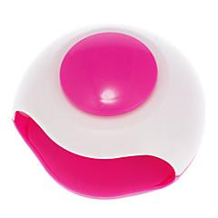 lekki wiatr elektryczny UV aktywuje automatyczne suszarki do paznokci ciśnienia (Powered by 3 baterii AAA, kolor losowo)