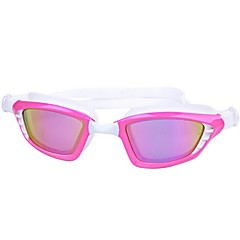 Dazzle Colour Plating Anti-fog Swimming Glasses for Men and Women