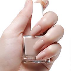 esmalte de uñas sin brillo mate de uñas (12 ml, colores variados, no.12-18)