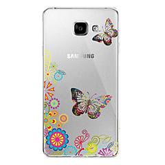 Til Samsung Galaxy etui Etuier Andet Bagcover Etui Tegneserie Blødt TPU for A5