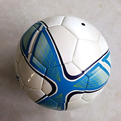 Soccers Nondeformable / Durable 5 Blue 1 Piece PVC