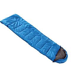 Sac de couchage Rectangulaire Simple 20 Coton creux 1000g 180X75 Camping Plage Voyage ExtérieurRésistant au vent Ultra léger (UL) Garder
