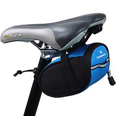 ROSWHEEL FahrradtascheFahrrad-Sattel-Beutel Wasserdicht Stoßfest tragbar Multifunktions Tasche für das Rad Polyester Stoff Fahrradtasche