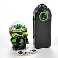 Infrared Radio Control Robots Mechanical UFO Aliens  Kids Gift YQ88191B-2