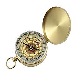 Luminous compass vehicle compass vehicle professional waterproof brass compass