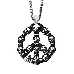 Pendants Metal Square Shape / Bowknot Shape / Skull shape / Number Shape / Toy Shape Golden / Black / Silver 50