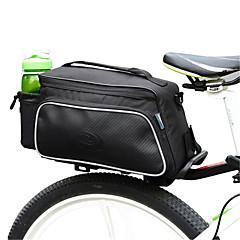 ROSWHEEL Fahrradtasche 10LFahrrad Kofferraum Taschen Fahrrad Kofferraum Tasche/Fahrradtasche Wasserdicht tragbar StoßfestTasche für das