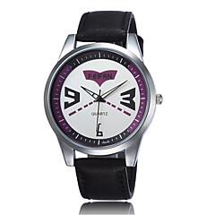 Men's Dress Watch Sport Quartz Analog Wrist Watch Leather Band Fashion Watch(Assorted Color) Cool Watch Unique Watch