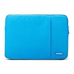pofoko® 13.3 / 14 / 15.6 인치 옥스포드 패브릭 노트북 슬리브 블루 / 핑크 / 그레이