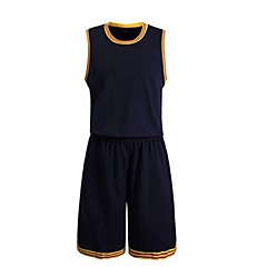 Others Men's Sleeveless Leisure Sports / Badminton / Basketball / Running Clothing Sets/ Quick Dry /