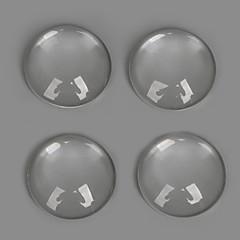 Διακοσμητικά ποτήρι / Plastic Round Shape διαφανής 30Pcs