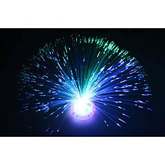 1pcs neue Ankunft Lavalampe Kinderspielzeug Weihnachten bunten Flash-faseroptische Sternenhimmel Licht Drop-Shipping