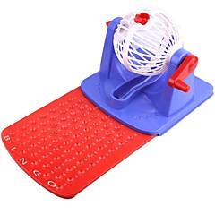 Novelty Toy Novelty Toy Snelheid Cirkelvormig Kunststof Ivoor Voor kinderen
