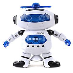 360 Rotating Children Electronic Walking Dancing Smart Space Robot Kids Cool Astronaut Model Music Light Toys