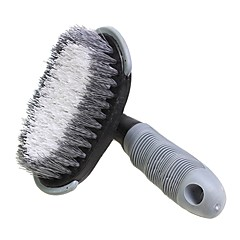 ZIQIAO Displayed Carwashes Tyre Brush Rim Car Brush Tyre Wire Brush Car Wash Brush Car Cleaning Products