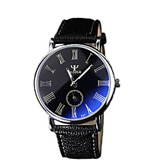 Men's Fashion  Quartz Night Light Dress Watch(Assorted Colors)
