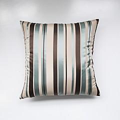 1 Stk. Polyester Pudebetræk,Stribet Traditionel