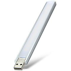 4W Festoon Pöytävalaisimet Tuubi 16 SMD 250-300 lm Lämmin valkoinen / Kylmä valkoinen Koristeltu <5V V 1 kpl