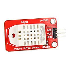 dht22 cyfrowy dla Arduino temperaturze am2302 i modułu czujnika wilgotności dla narzędzia piękności