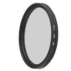 emoblitz 52 milímetros CPL lente filtro polarizador circular