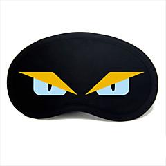 los viajes de ojos para dormir tipo máscara 0041 ojos de águila azul