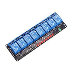μονάδα ρελέ 5v 8 καναλιών για Arduino