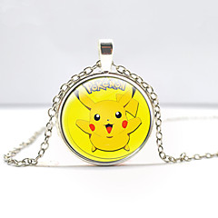 Necklace Pendant Necklaces Jewelry Daily / Casual Adorable Alloy Bronze / Silver 1pc Gift