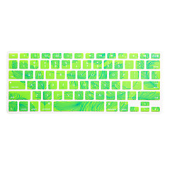 SoliconeKeyboard Cover For13.3'' / 15,4 '' Macbook Pro com Retina / MacBook Pro / Macbook Air com Retina / MacBook Air