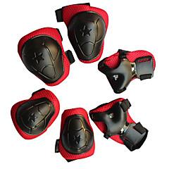 Kniebrace Elleboogband Hand- & Polsbrace Beschermende ski-uitrusting Gezamenlijke ondersteuning Trillingsdemping BeschermendSkiën Skaten