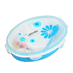 YEEYOO Brand  Leak Proof Healthy food for lunch boxes,Bento Lunch Box with Spoon