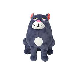 개 / 고양이 장난감 반려동물 장난감 플러시 장난감 플러쉬 화이트 / 그레이 / 베이지 / 카멜