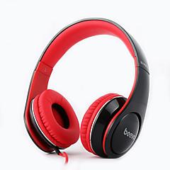 Beevo BV-HM740 Fejhallgatók (fejpánt)ForMédialejátszó/tablet / Mobiltelefon / SzámítógépWithMikrofonnal / DJ / Hangerő szabályozás /