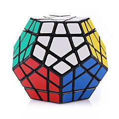 Shengshou® Let Glidende Speedcube MegaMinx Magiske terninger Sort Fade Plastik