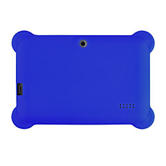 """Anti Dust Kids Child Soft Silicone Rubber Gel Case Cover For Q88 7"""" Inch Android Tablet PC"""
