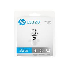 Uuden hp usb x252w metallia luova U disk 32GB