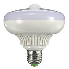 12 B22 / E26/E27 Lampadine LED smart A90 12 LED ad alta intesità 800-1300 lm Bianco caldo Sensore AC 85-265 V 1 pezzo