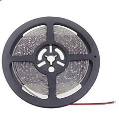 SENCART 5 M 600 3528 SMD Lämmin valkoinen / Valkoinen Vedenkestävä / Leikattava / Ajoneuvoihin sopiva / Itsekiinnittyvä / Yhdistettävä W